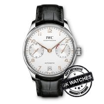 IWC Portuguese 7 Days Power Reserve Unused 21% VAT included