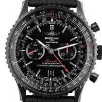 Breitling Navitimer 01 Black Steel Automatik Chronograph...