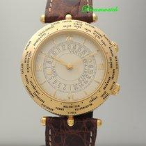 Van Cleef & Arpels Traveler Worldtime 18k/750