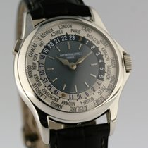 Patek Philippe World Time Platinum Discontinued model