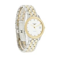 Longines Flagship Series Mens White Dial Swiss Automatic Watch...
