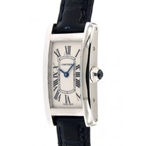Cartier Tank Americaine 2489 White Gold