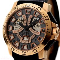 Pierre Kunz Spirit of Challenge Ref-G403 Sport 18k Rose Gold...
