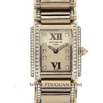 Patek Philippe 18k white gold Lady-24