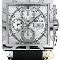 Edox Classe Royale Chronograph Automatic 01105-3-nin