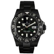 Rolex GMT Master II 116710LN PVD