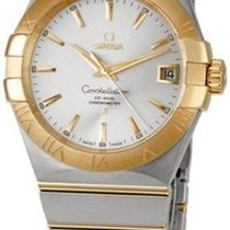Omega 123.20.38.21.02.002 Constellation Men's Co-Axial...