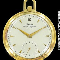 Cartier Pocket Watch 18k Gold