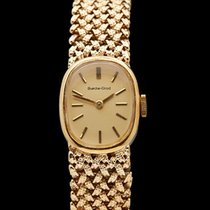 Bueche Girod 18k Yellow Gold Watch 18k Yellow Gold Ladies