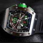 Richard Mille RM11-01 Titanium Mancini GMT Flyback Chronograph