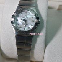 Omega Constellation Diamond dial 12310276055001