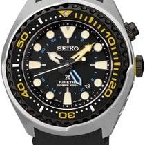 Seiko Air Divers SUN021P1 Herrenarmbanduhr Mit Kinetikuhrwerk