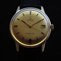 Omega Vintage Automatic Seamaster 18k Gold 60's