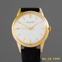 IWC Schaffhausen 18K Gold Cal.89 1960 YEAR