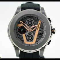 Valbray Oculus Chrono Titanium Red Gold