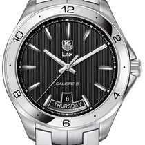 TAG Heuer Link Calibre 5 Automatic Day-Date WAT2010.BA0951