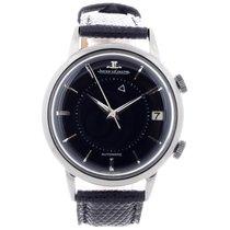 Jaeger-LeCoultre Memovox Alarm black dial | steel  | Cal. 825
