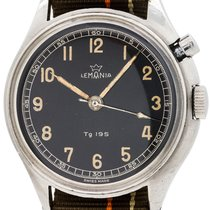 Lemania Swedish Air Force Flyback