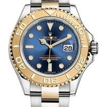 勞力士 (Rolex) Yachtmaster Two Tone Blue Dial 16623