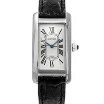 Cartier Watch Tank Americaine W2603656