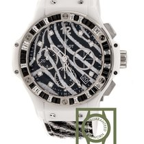 Hublot Big Bang Tutti Frutti Zebra Chronograph Diamonds...