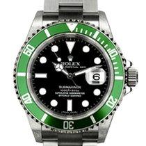 Rolex Submariner ghiera verde (RRR) xx/2009 Art. Rb642