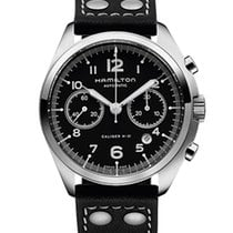 Hamilton Khaki Aviation Pilot Pioneer Auto Chrono
