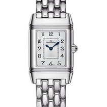 Jaeger-LeCoultre Reverso Duetto Ladies 33mm Silver & Black...