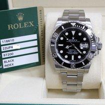 Rolex Submariner Ceramic 116610 Black Stainless Steel 2013