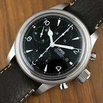 Oris Chronograph Pilot Heritage Automatic- Men´s Watch