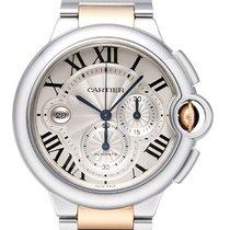 Cartier Ballon Bleu XL 44MM Chronograph Automatic Men's...