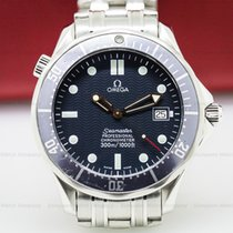 Omega 2531.80.00 Seamaster Professional Blue Dial SS / SS (26216)