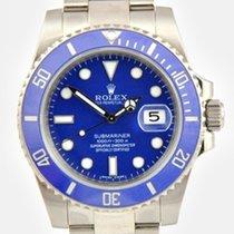 勞力士 (Rolex) Submariner REF 116619 LB Whitegold