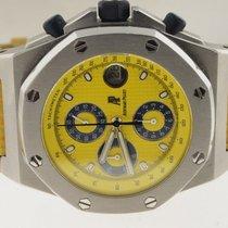 Audemars Piguet Royal Oak Offshore Yellow Themes Rare Chronograph