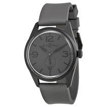 Bell & Ross Vintage Commando Grey Dial Men's Watch