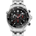 Omega Seamaster Diver 300M Co-Axial Chronograph 44 MM Black