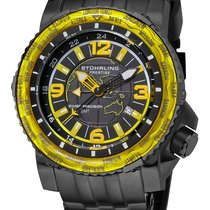 Stuhrling Marine World Timer Watch 319177-48