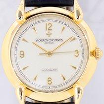 Vacheron Constantin 18K Gold Historical Alma Mater Dresswatch...