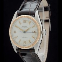 Rolex Oysterdate Precision Ref.: 6494 Vintage -Stahl/Rotgold-...