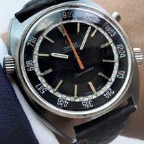 Omega Superrare Omega Seamaster Chronostop Roulete GMT vintage