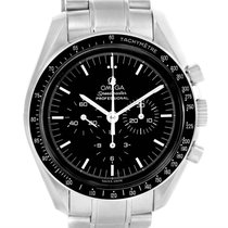Omega Speedmaster Professional Stainless Steel Moon Watch...