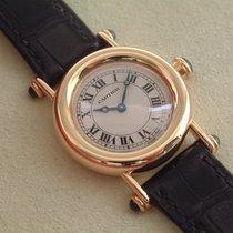 Cartier Diabolo 18 Karat Gelbgold Damenuhr TOP Zustand