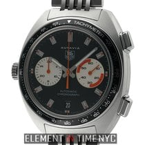 TAG Heuer Autavia Stainless Steel Re-Edition Caliber 11 Circa...