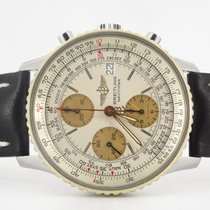 Breitling Old Navitimer (new strap / expected)