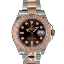 롤렉스 (Rolex) Yacht-Master Chocolate Steel/Everose Gold 40mm -...