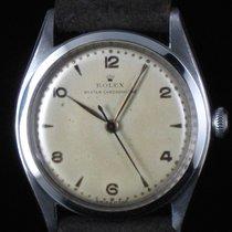 Rolex Oyster Chronometre Steel Manual  34mm