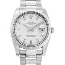 Rolex Watch Oyster Perpetual Date 115210