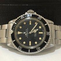 Rolex Submariner No-Date Vintage 1968 Com certificado