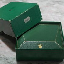 Rolex rare vintage triangle box no reference outer box ref.1603