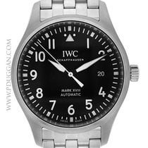 IWC stainless steel Mark XVIII